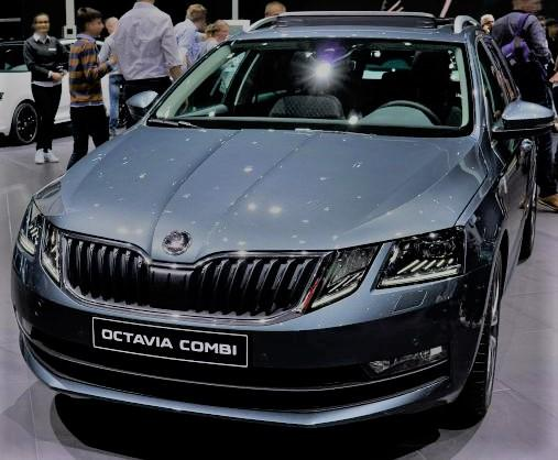 Octavia Combi - Active 1,0TSI 85kW/115PS 6-Gang