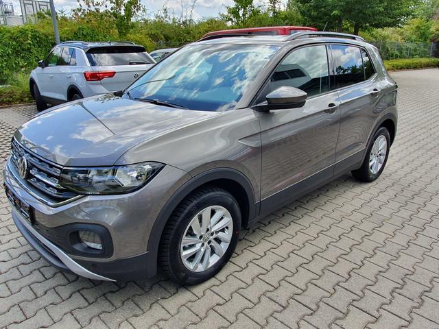 Volkswagen T-Cross - Life 1,0TSI OPF 81kW/110PS 6-Gang, 5 JAHRE HERSTELLERGARANTIE, Modell 2021 Bestellfahrzeug frei konfigurierbar