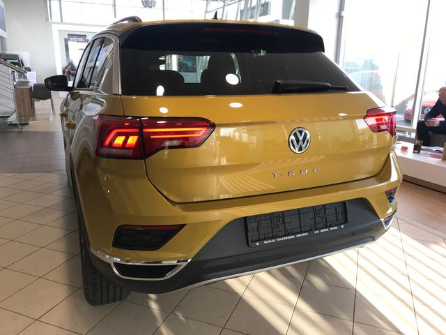 Volkswagen T-Roc Style 1,5TSI OPF 110kW/150PS DSG 7-Gang, Euro 6AG