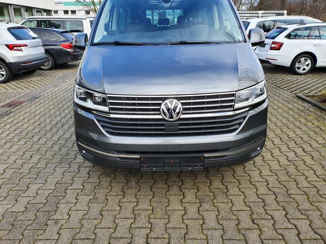 Volkswagen Multivan 6.1 - Trendline 2.0 TDI SCR BMT 110kW/150PS 6-Gang, EU6 AP 6 d-ISC-FCM Bestellfahrzeug frei konfigurierbar