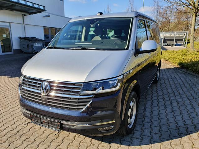 Volkswagen California 6.1 - Ocean 2,0TDI BMT 81kW/110PS 5-Gang, Euro 6d-TEMP Bestellfahrzeug frei konfigurierbar