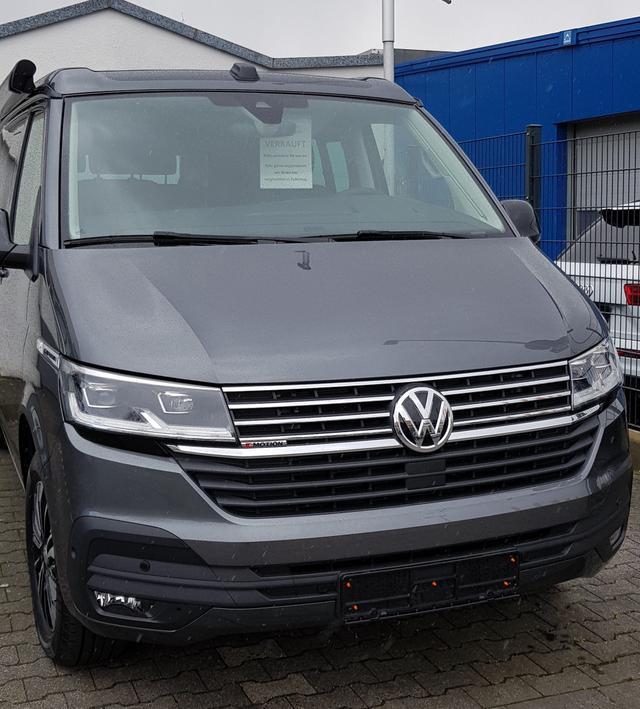 Volkswagen California 6.1 - Beach Tour EDITION 2,0TDI BMT 81kW/110PS 5-Gang, 7 Sitze, EU6 AP 6 d-ISC-FCM Bestellfahrzeug frei konfigurierbar