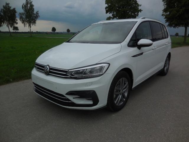 Volkswagen Touran - 2.0TDi Comfortline R-Line DSG AHK ACC, APP, LED 7 Sitzer Lagerfahrzeug