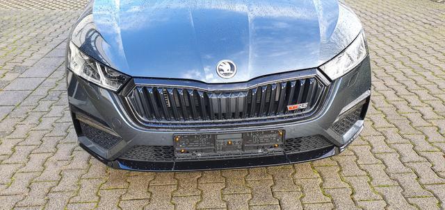 Skoda Octavia Limousine RS - 2,0TSI 180kW/ 245PS 6-Gang, MATRIX LED, el. Heckklappe, Sunset, KESSY FULL, CLIMATRONIC, virtuelles Cockpit, DAB, PDC v h, Rückfahrkamera, neues Modell Bestellfahrzeug frei konfigurierbar