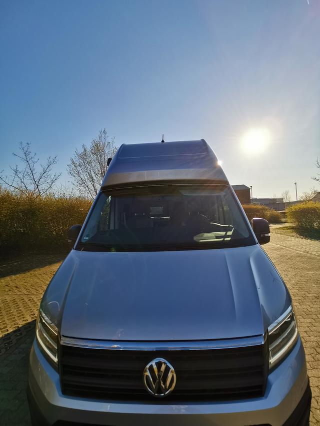 Volkswagen Grand California - 600 3,5 to 2,0TDI 130 kW (177 PS) 8-Gang Automatik, Euro 6d-TEMP-EVAP-ISC Gebraucht, Jung & Jahreswagen