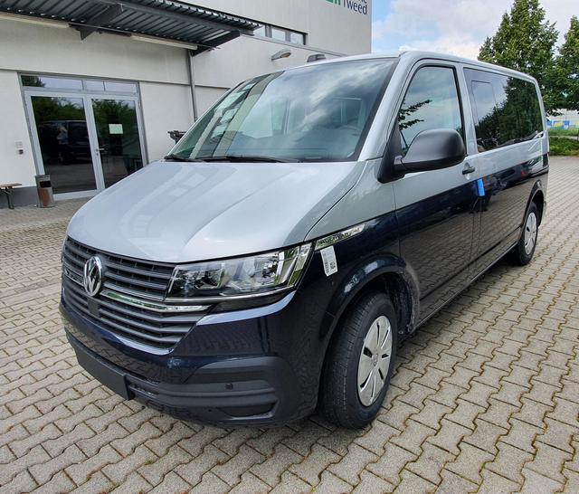 Volkswagen Multivan 6.1 - Trendline 2.0TDi 110kW/150PS DSG, 7 Sitze, Climatronic, Sitzheizung, PDC v h, ACC, Rückfahrkamera, Navi Lagerfahrzeug