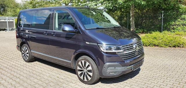 Volkswagen Multivan 6.1 - Highline 2.0TDi 146kW/200PS 4x4 DSG, Modell 2020, 7 Sitze, Navi, ACC, AHK, Kamera, Climatronic, Sitzheizung, Park Assist Gebraucht, Jung & Jahreswagen