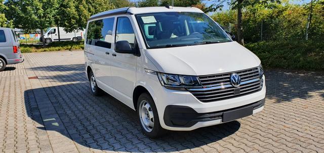 Volkswagen California 6.1 - Beach Camper EDITION 2,0TDI BMT 81kW/110PS 5-Gang, Miniküche, EU6 AP 6 d-ISC-FCM Bestellfahrzeug frei konfigurierbar