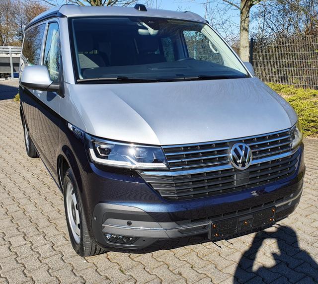 Volkswagen California 6.1 - Beach Camper 2,0TDI BMT 81kW/110PS 5-Gang, Miniküche, EU6 AP 6 d-ISC-FCM Bestellfahrzeug frei konfigurierbar