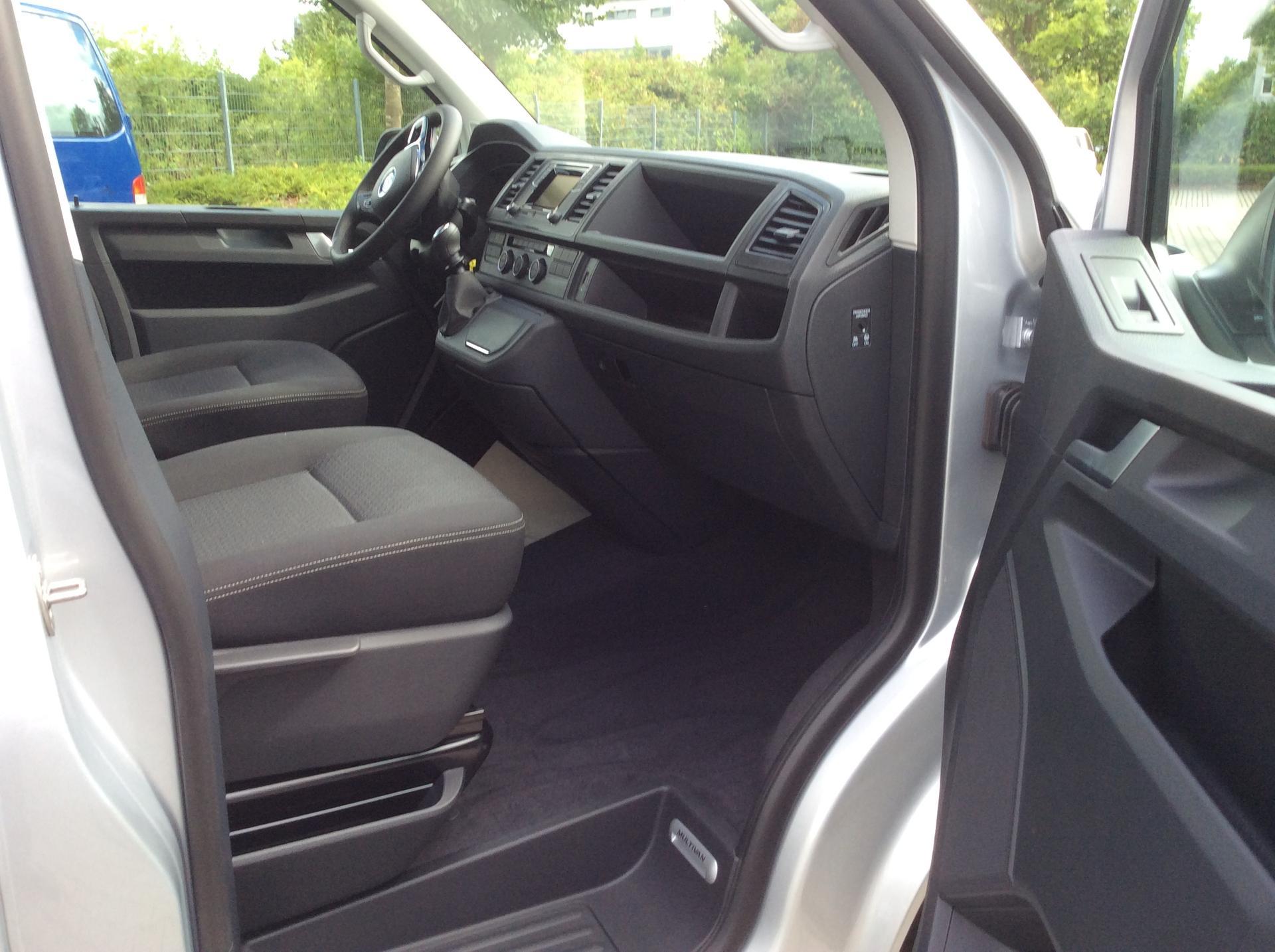 volkswagen t6 multivan trendline 2 0 tdi bmt 110kw 150ps. Black Bedroom Furniture Sets. Home Design Ideas