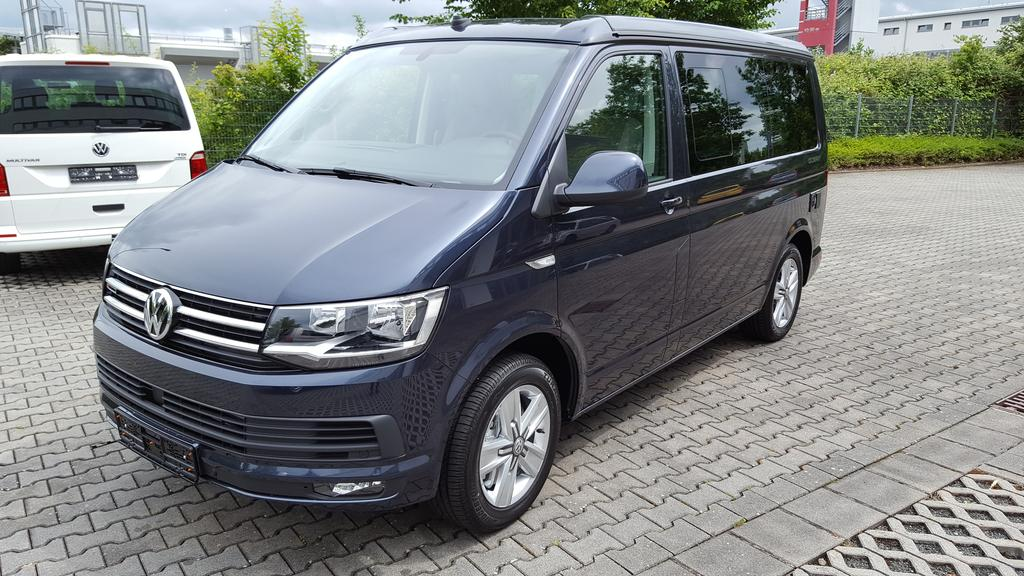 volkswagen t6 california ocean 2 0 tdi 110kw 150ps scr bmt 4motion dsg 7 gang eu6 neuwagen. Black Bedroom Furniture Sets. Home Design Ideas