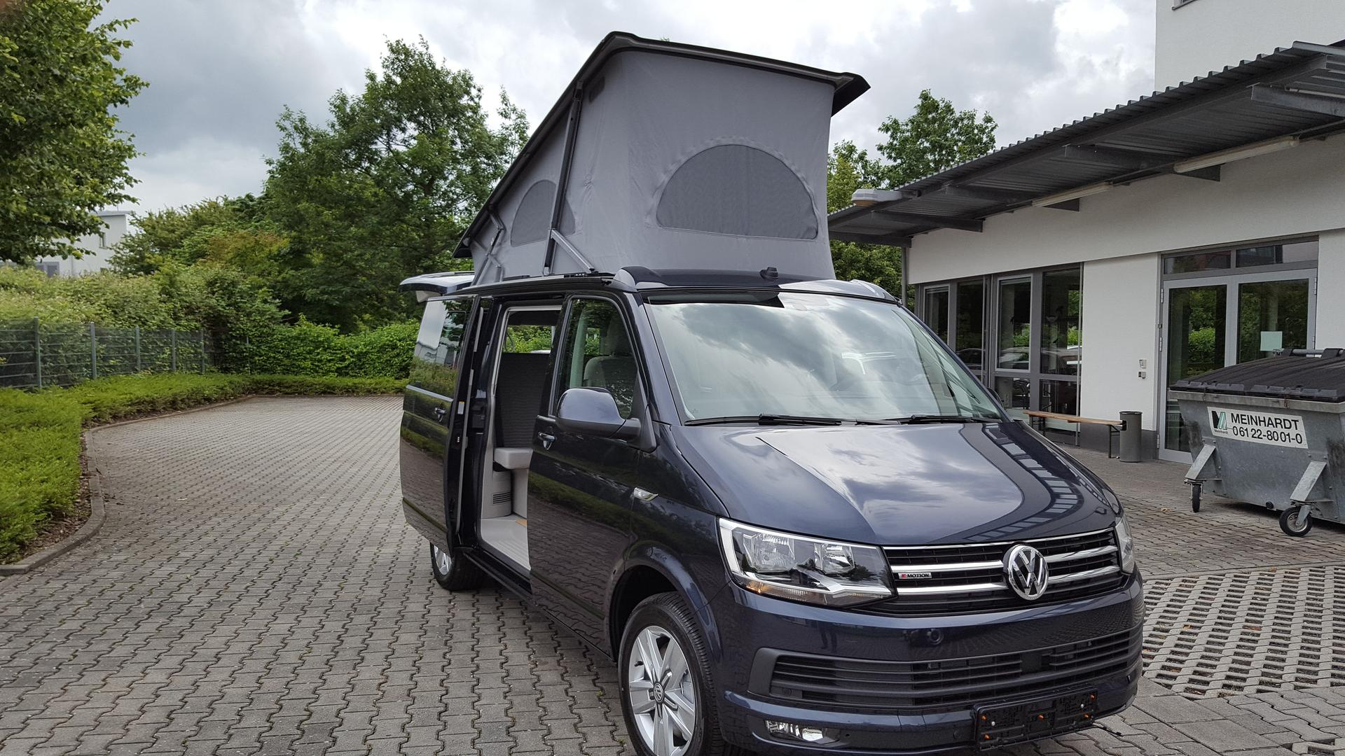 volkswagen t6 california ocean edition 2 0 tdi scr bmt. Black Bedroom Furniture Sets. Home Design Ideas