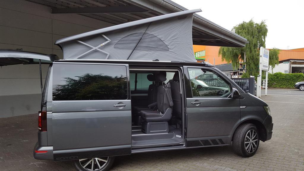 volkswagen t6 california beach edition 2 0 tsi bmt 150kw 204ps dsg 7 gang eu6 neuwagen vertrieb. Black Bedroom Furniture Sets. Home Design Ideas