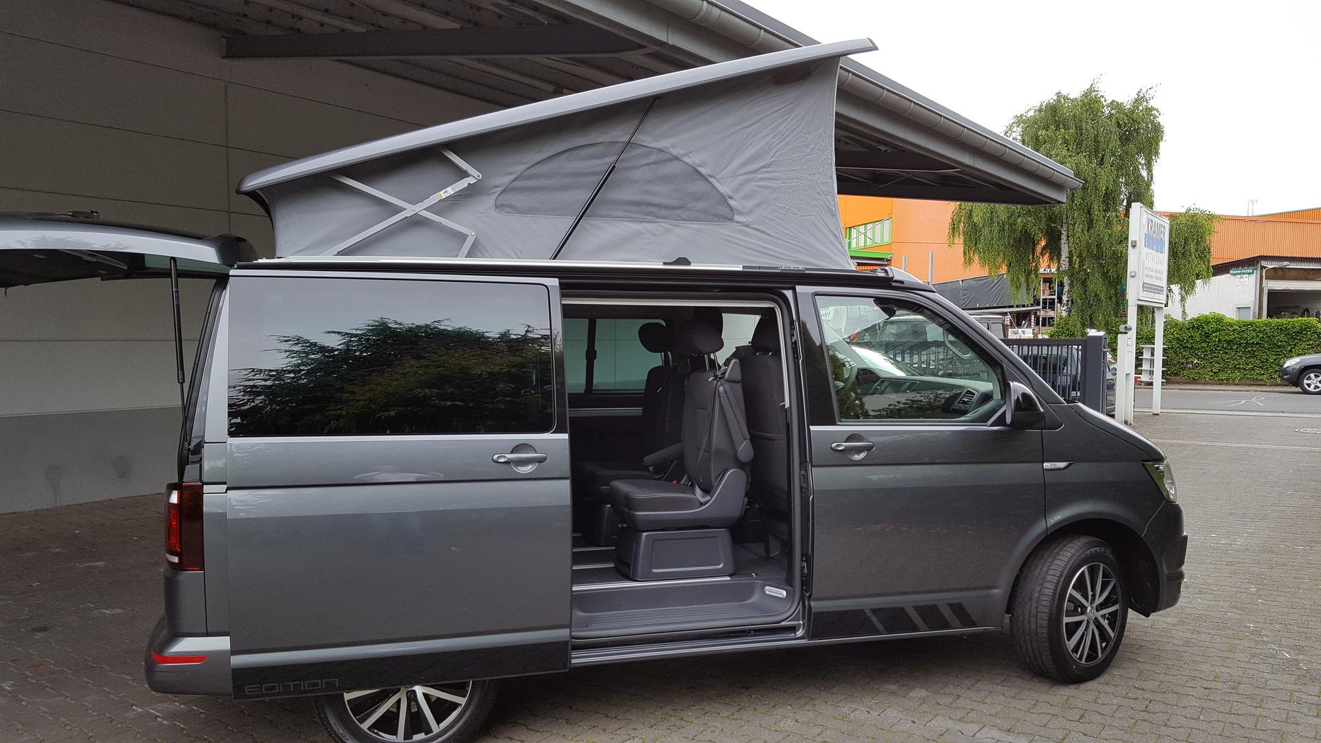 volkswagen t6 california beach edition 2 0 tdi scr bmt. Black Bedroom Furniture Sets. Home Design Ideas