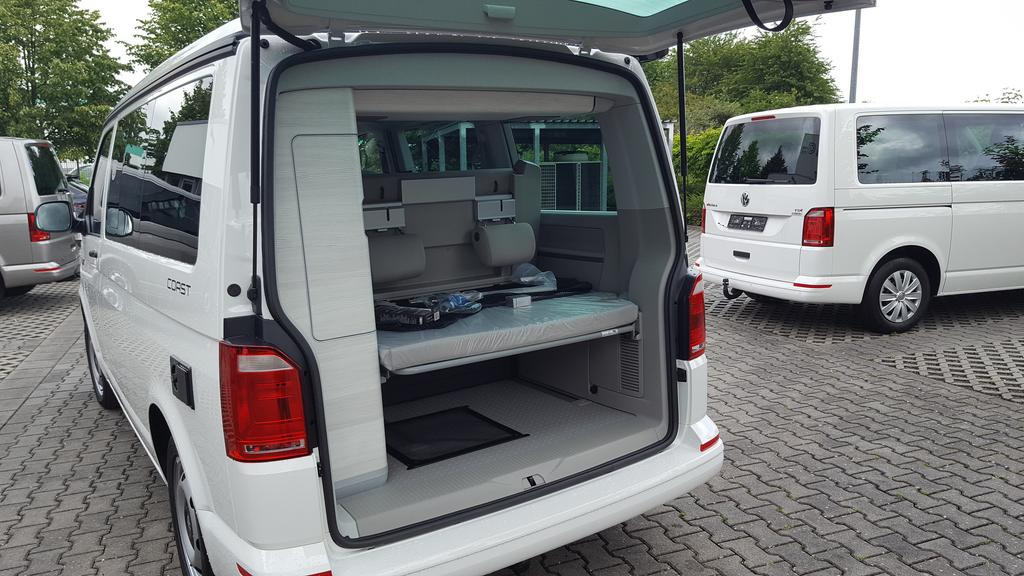 volkswagen t6 california coast 2 0 tdi scr bmt 110kw 150ps. Black Bedroom Furniture Sets. Home Design Ideas