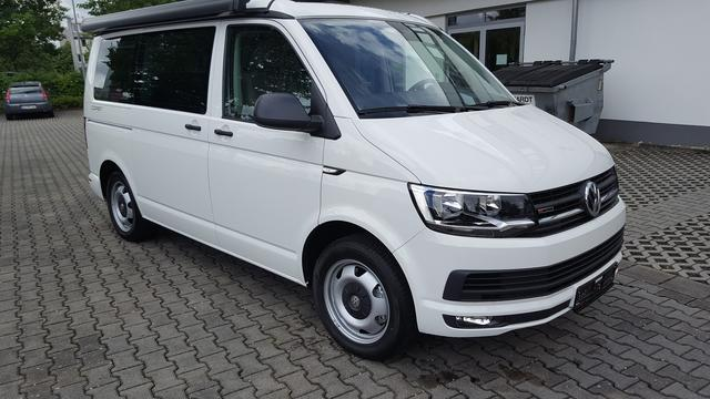 Volkswagen T6 California - Coast 2.0 TDI SCR BMT 110kW /150PS 4Motion 6-Gang Euro 6d-TEMP