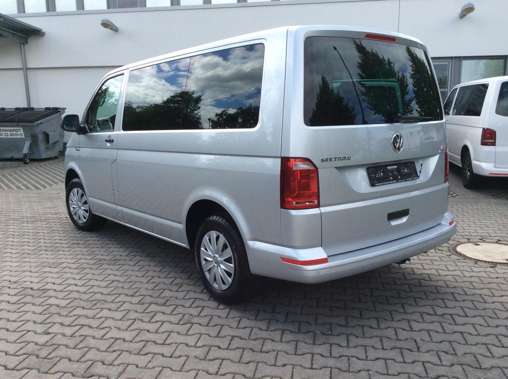 volkswagen t6 multivan trendline 2 0 tdi bmt 110kw 150ps 6. Black Bedroom Furniture Sets. Home Design Ideas
