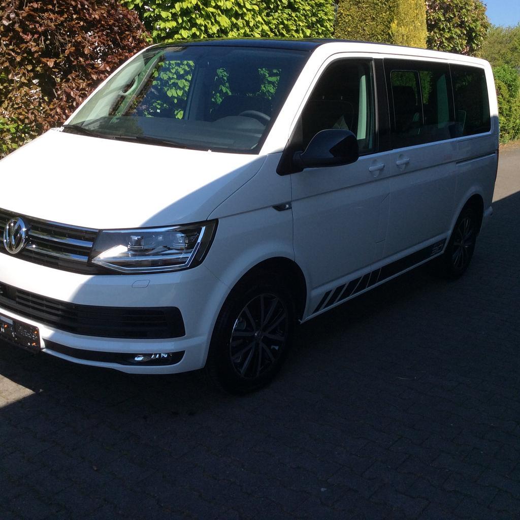 volkswagen t6 multivan edition 2 0 tdi scr bmt 110kw 150ps