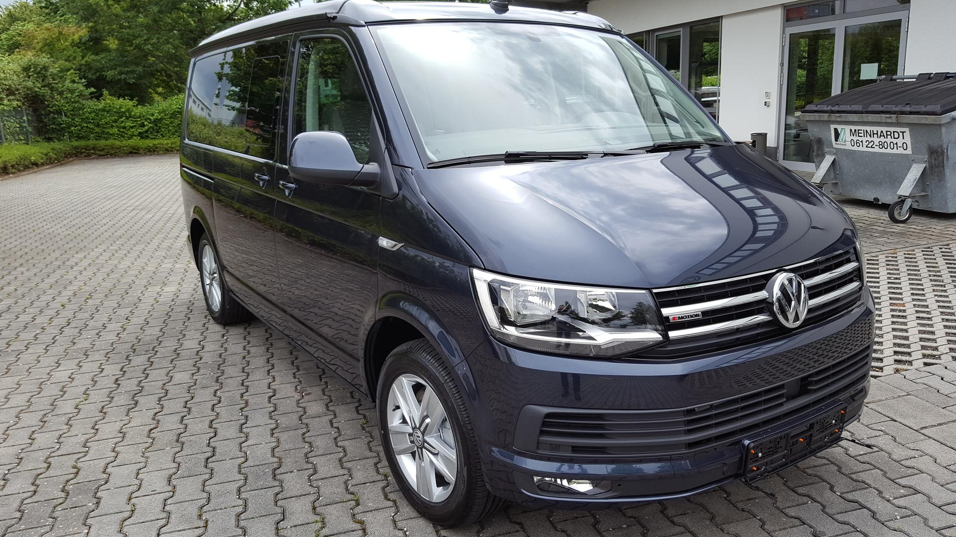 volkswagen t6 california beach 2 0 tdi 75kw 102ps scr bmt. Black Bedroom Furniture Sets. Home Design Ideas