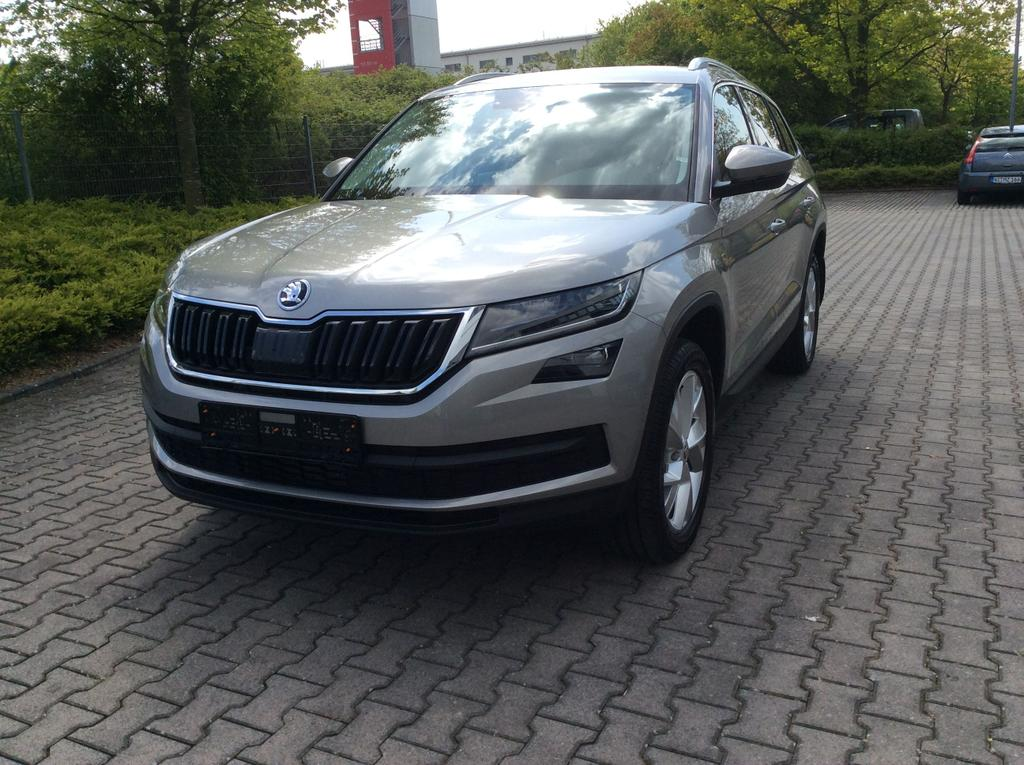skoda kodiaq ambition 2 0 tdi 110kw 150ps dsg 7 gang neuwagen vertrieb rhein main. Black Bedroom Furniture Sets. Home Design Ideas