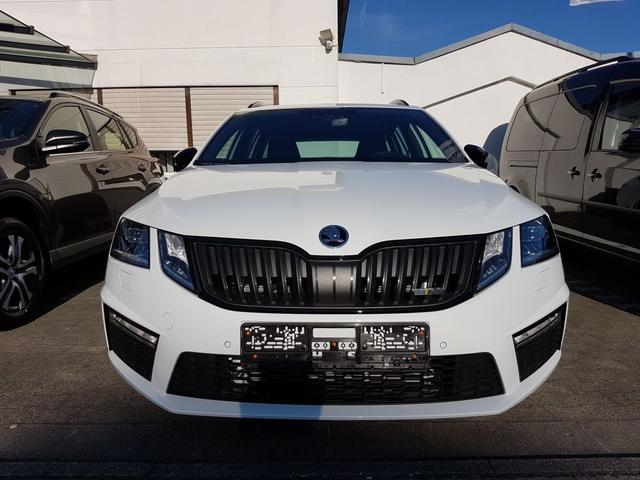 Skoda Octavia Combi RS - Facelift 2,0TSI 169kW/230PS 6-Gang