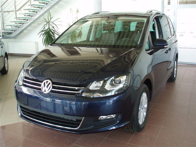 volkswagen sharan comfortline 2 0tdi 103kw 140ps 6g bmt. Black Bedroom Furniture Sets. Home Design Ideas
