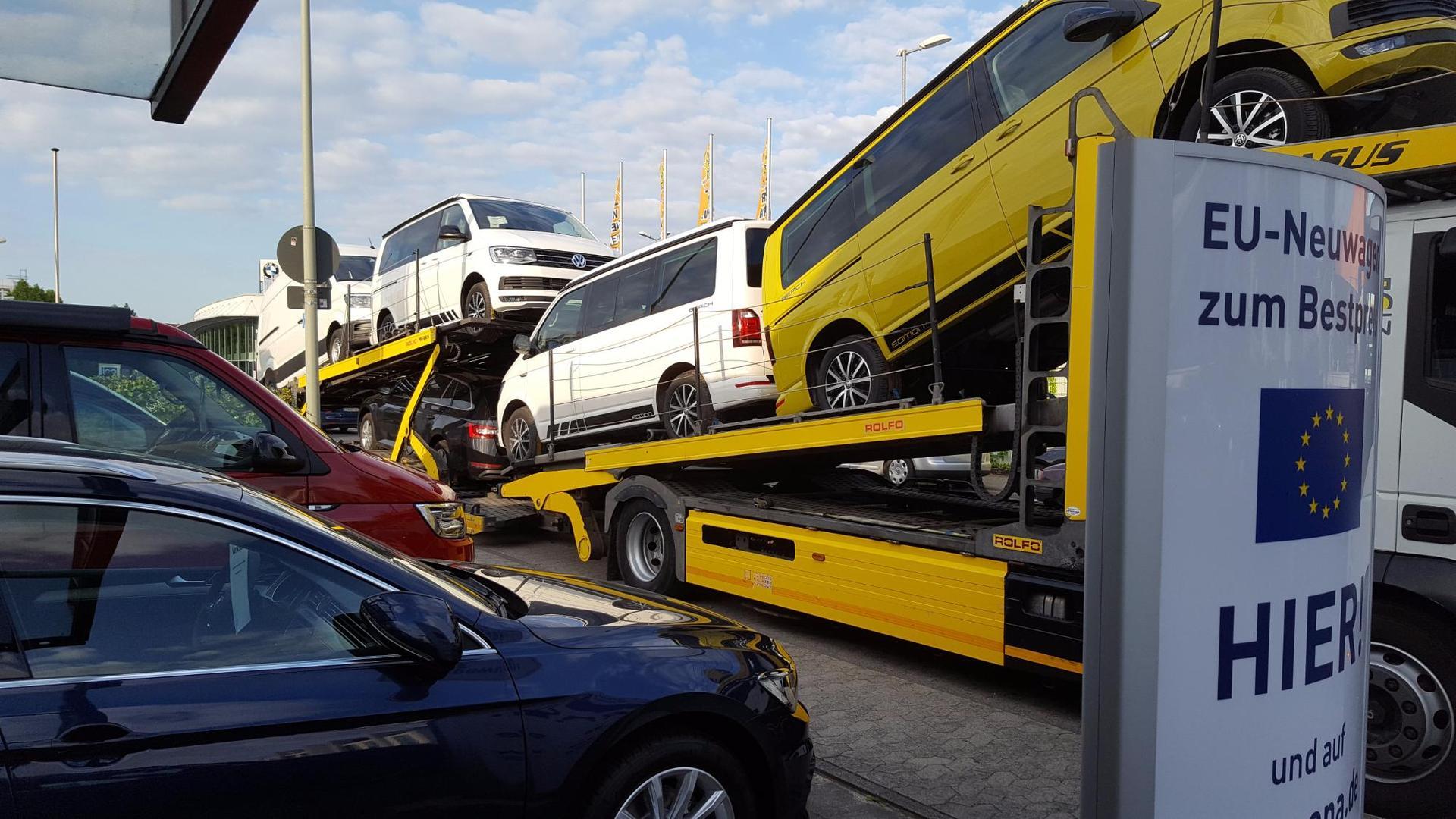 T6.1 Multivan und California -- In allen Varianten – kompetente Beratung!