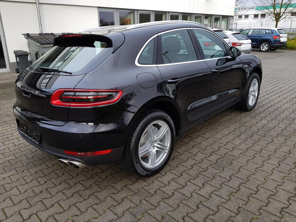 porsche macan s diesel 3 0tdi 190kw 258ps. Black Bedroom Furniture Sets. Home Design Ideas