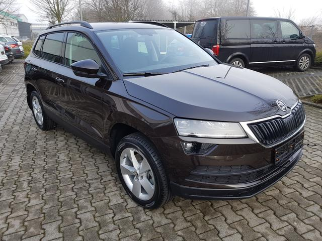 Skoda Karoq - Ambition 1.0 TSI 85 kW/116 PS 6-Gang
