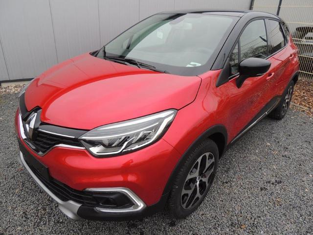 Renault Captur - Intens TCe 90 Sitzheizung, Navigation, 17'' Alufelgen