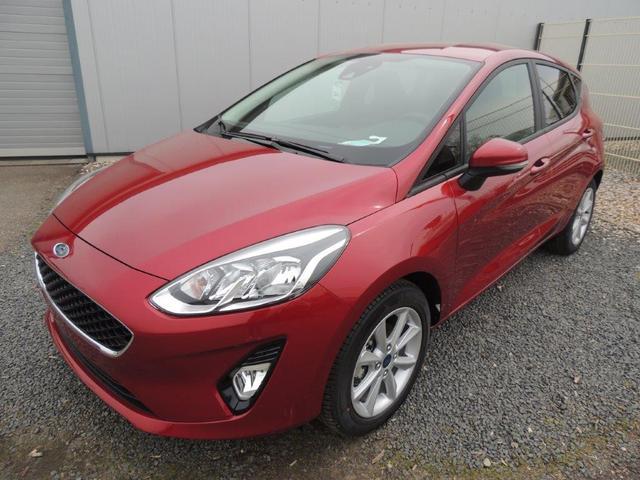 Ford Fiesta - 1.1 Trend 5-Türer Klima, 16'' Alu, dunkle Scheiben, Winterpaket, Lederlenkrad