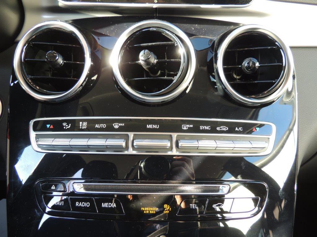 Mercedes Benz Glc 250 4matic 9g Tronic Anhängerkupplung Navi