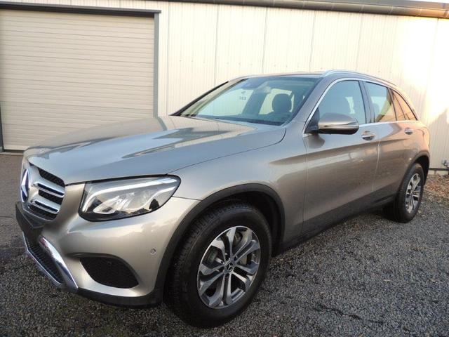 Mercedes-Benz GLC SUV - d 4MATIC 9G-TRONIC 9G-Tronic, Navi, Park-Paket, LED-Scheinwerfer, Keyless Go