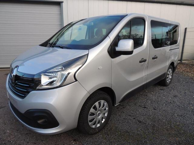 Renault Trafic - Dynamique dCi 125 L1H1 6-Sitzer, Navi, Rückfahrkamera, Sitzheiz., Klima v+h