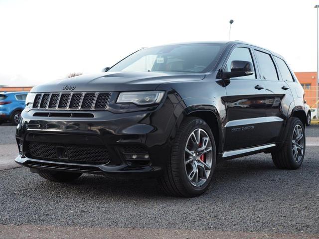 Jeep Grand Cherokee - SRT 6.4 V8 468 PS Mod. 2019, Anhängerkupplung, Panoramadach, Bi-Xenon, Navi, Teilleder, 20'' Alu