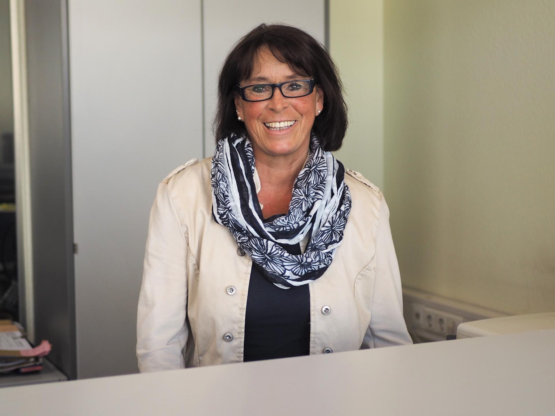 Mitarbeiterbild Dagmar Lüttgen
