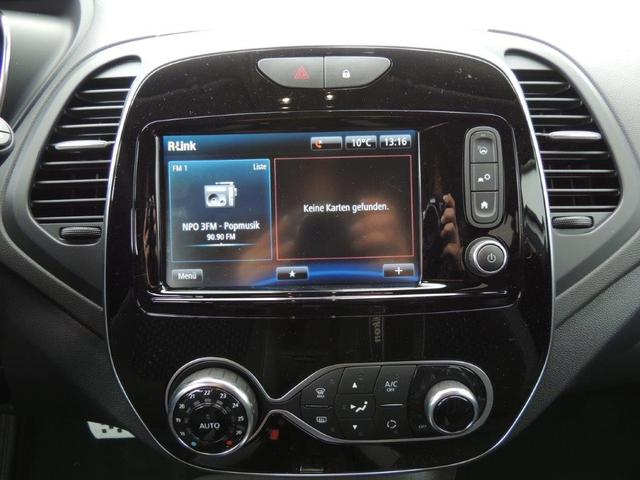 Renault Captur Intens TCe 150 EDC Navigation, Rückfahrkamera, 17'' Alufelgen