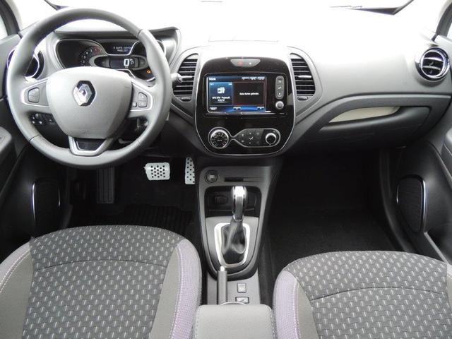 Renault Captur - Intens TCe 150 EDC Navigation, Rückfahrkamera, 17'' Alufelgen
