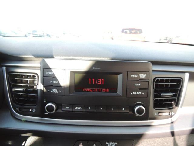 Kia Rio 1.2 CVVT Comfort 8-fach bereift, Klima, Lederlenkrad, ZV m. Fernbed.