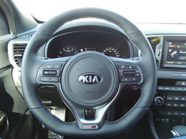 Kia Sportage 1.6 T-GDI Allrad GT-Line DCT Panoramadach, Leder, Navi, Sitzheiz., 19'' Alu