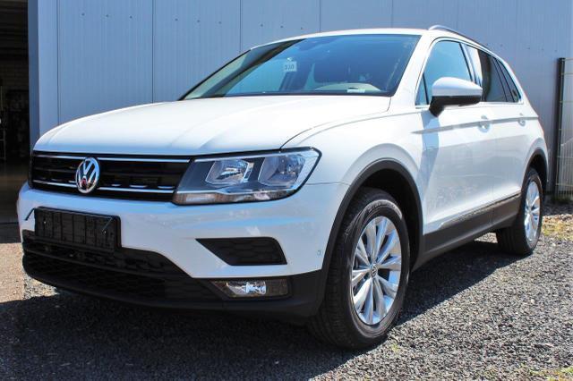 Volkswagen Tiguan - 2.0 TSI Comfortline 4Motion DSG Navi, Rückfahrkamera, Park Assist, Sitzheiz., 17'' Alu