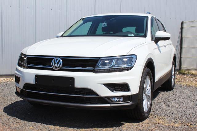 Volkswagen Tiguan - Highline 2.0 TSI 4Motion DSG Navi, DAB, Rückfahrkamera, Easy Open, 18'' Alu
