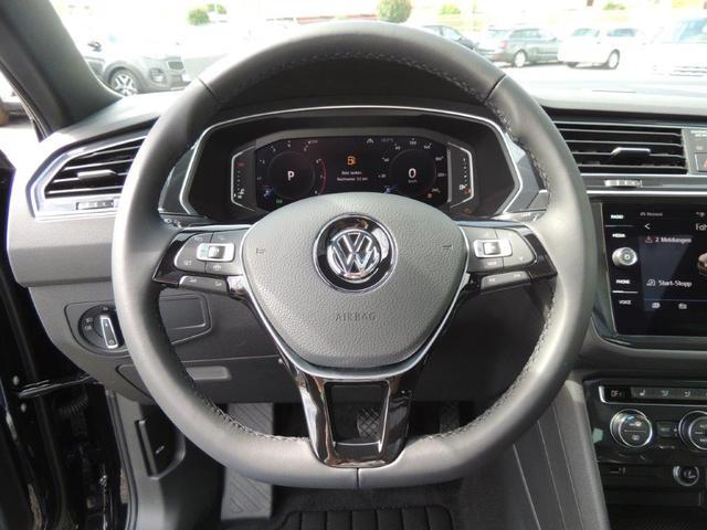 Volkswagen Tiguan 2.0 TSI Highline R-Line 4Motion DSG AHK, Panoramadach, 19'' Alu, Navi