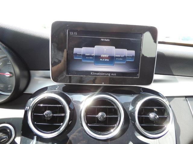 Mercedes-Benz C-Klasse T-Modell C 220 d T Avantgarde Anhängerkupplung 9G-Tronic, Navi, Touchpad, LED, 17'' Alu