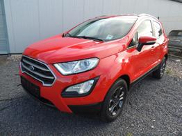 EcoSport - 1.0 EcoBoost Cool&Connect Navi, Winterpaket, SYNC3, 16