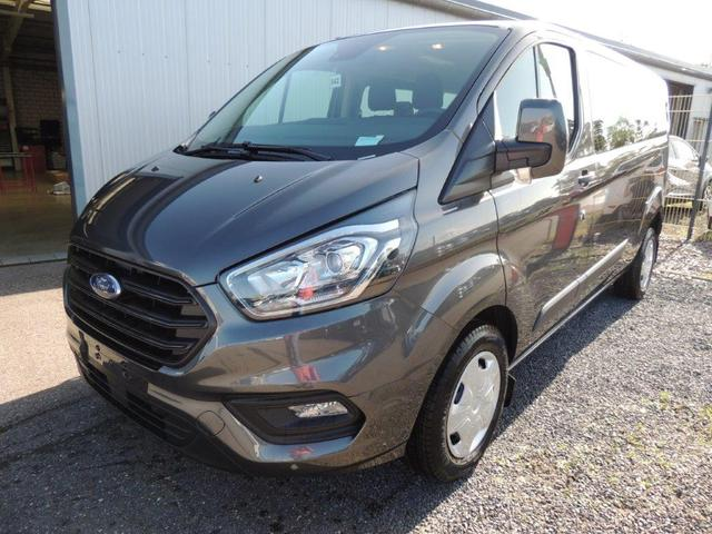 Ford Transit Custom - 2.0 TDCI Trend L2H1 320 9-Sitzer, beheizb. Frontscheibe, Tempomat, Lederlenkrad