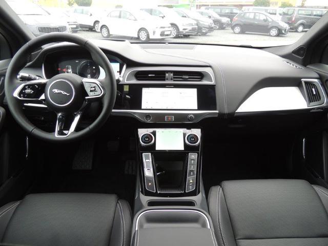 Jaguar I-Pace EV400 AWD HSE 22'' Alu, Pano, Navi, 360° Kamera, LED, Sitzheiz. v+h, elektr. Heckkl.