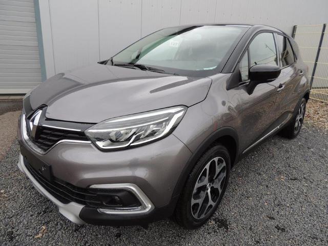 Renault Captur - Intens TCe 150 EDC Anhängerkupplung, Navigation, Rückfahrkamera, 17'' Alufelgen