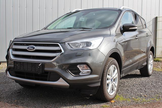 Ford Kuga - 1.5 EcoBoost Cool&Connect 8-fach bereift, AHK, 17'' Alu, Navi, Winterpaket, SYNC3