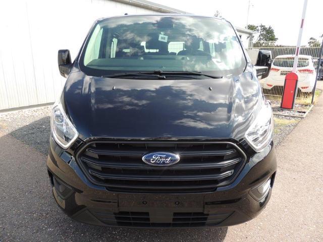 Ford Transit Custom 2.0 TDCI Trend L2H1 320 Anhängerkupplung, 9-Sitzer, beheizb. Frontscheibe, Tempomat, Lederlenkrad
